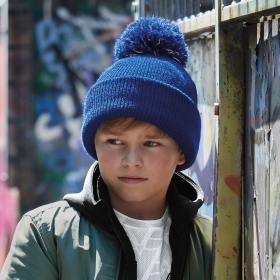 Cappellino Junior Reflective Bobble