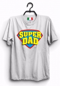 MAGLIETTA MADE IN ITALY IDEA REGALO PER LA FESTA DEL PAPA':  dad