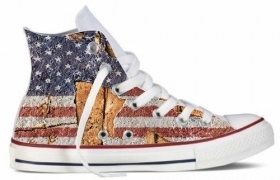 Sneakers I Love America - YES