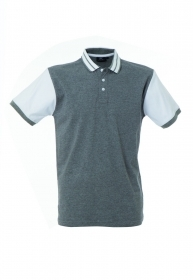 WASHIGTON Polo manica corta in jersey