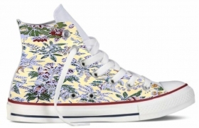 Sneakers Flowers 4 FOUR