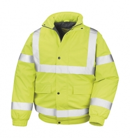 BLOUSON SOFTSHELL SAFETY COLORI FLUO