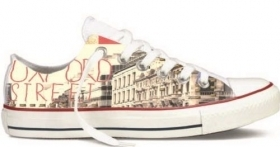 Sneakers Basse - Town STAMPA