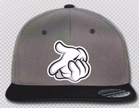 CAPPELLINO RAPPER HAND TWO